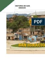 Historia de San Ignacio
