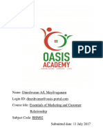 Oasis Assignment  dinesh 02.docx