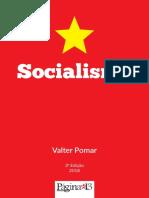 Socialismo Por Valter Pomar Editora PG13 Edição 2018