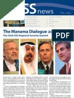 IISS 2009 the Manama Dialogue