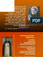 Aquinas Natural Law