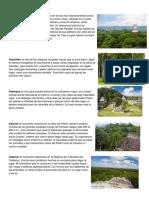 Cuidades Mayas