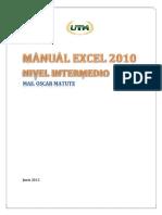 Manual Excel 2010 Intermedio