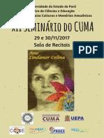 FOLDER SEMINÁRIO DO CUMA