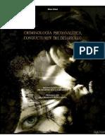 Criminología Psicoanalítica
