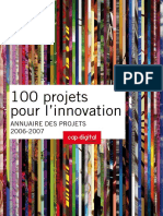 Cap Digital Annuaire Projets