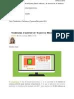Tendencias E-Commerce y Comercio Electrónico 2018