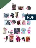 Kleidung Ergänzen