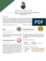 CV Ridha Zarmadi Updtd