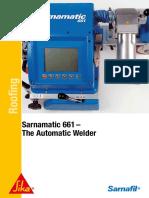 Sarnamatic 661 WEB