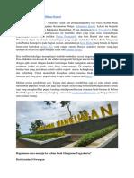 Kebun Buah Mangunan Dlingo Bantul | Wira Tour Jogja | Paket Wisata Jogja