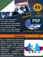 Liderazgo 2da Unidad Coaching