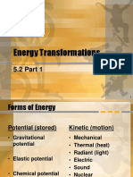 5_2 Energy Transformation _Part 1