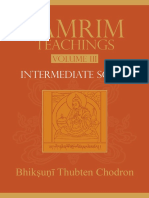 Lamrim Teachings 3 Intermedia Thubten Chodron