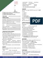 Application Form 2018v2.0 International