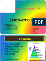 1 Learning Resources