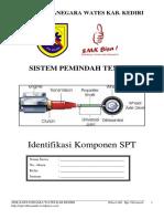 Soal Identifikasi Komponen Spt