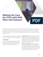 Making Case Ftth Pon Fiber Test Systems Case Studies En