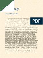 David Lodge - Limbajul Romanului.pdf