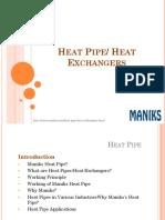Heat Pipe by Maniks