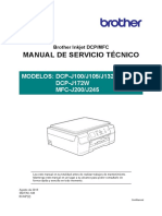 DCP-J100 Series Service Manual - SPANISH