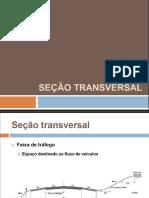 Seção Transversal