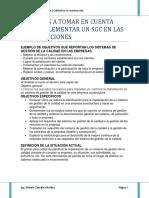 Implementacion Sgc en Las Empresas