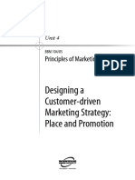 Principles of Marketing U4