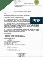 Surat Mesyuarat Agung Tahunan 2018
