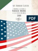 Libro Hillary Clinton Y Minorías Eligieron a Obama en 2008