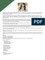 Biography Maudy Ayunda