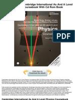 Roger Muncaster A Level Physics Pdf