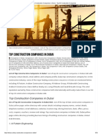 Top Construction Companies in Dubai _ Top 20 Construction Companies