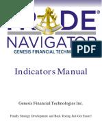 Indicators Manual 2012