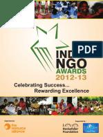 Final INDIA NGO Awards Book