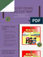 Healthy Young Ones Flip Tarp