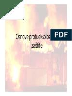 Osnove Protueksplozijske Zaštite_1 Dio