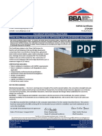 BBA Cert for Titan Wall System for Reinforced Soil Retaining Walls and Bridge Abutments (BBA 17-H269, Aug 2017)