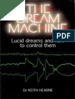 Dream Machine Book