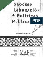 Lindblom Charles E., El Proceso de Elaoración de Políticas Púlicas pp. 9 - 54.pdf