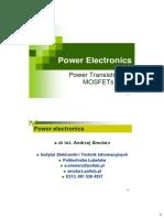 PowerElnics MOSFET