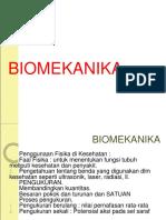 biomekanika