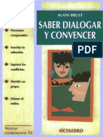 !Saber Dialogar y Convencer
