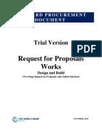 SPDRequestforProposalWorksDesignBuildOCT2017