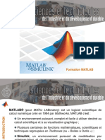 Presentation Matlab