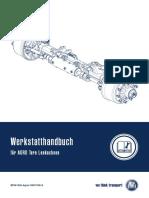 AGRO Turn Wekstatthandbuch