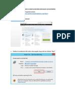 Manual de Instalación Del Web Platform Installer