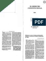 Rodríguez Galán, Alejandra_Reflexiones en Torno Al Sistema Presidencialista Argentino, A 20 Años