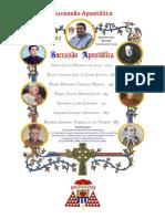 Sucessão Apostólica de Dom Lucas Macieira