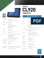 Cl920 Spec Us